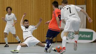 Deutsche Futsal-Meisterschaft: TSV Weilimdorf vs.   FC Liria