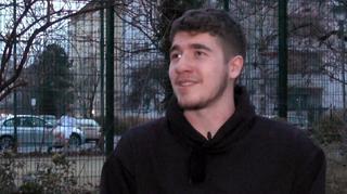 Futsal: Pavlos Wiegels (FC Liria) vor dem Finale um die Deutsche Meisterschaft