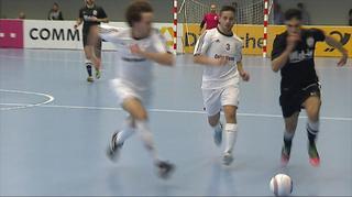 Fullmatch: Endspiel der Deutschen Futsal-Meisterschaft aus Hamburg