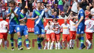Playoffs zur 3. Liga: SSV Jahn Regensburg vs. VfL Wolfsburg II