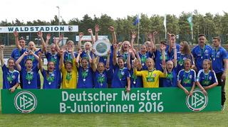 Highlights: B-Juniorinnen Finale 2016
