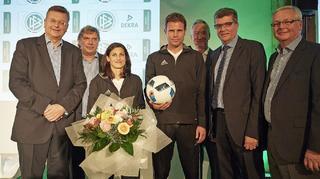 Schiedsrichter des Jahres: Hussein und Brych in Grassau geehrt