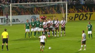 VfB Lübeck vs. FC St. Pauli:  Die Tore