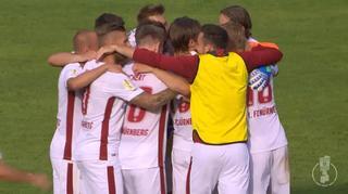 FC Viktoria Köln vs.  1. FC Nürnberg:  Die Tore