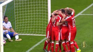 DFB Cup Men: Hansa Rostock vs  Fortuna Düsseldorf - The Goals
