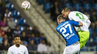 DFB Cup Men: FSV Frankfurt vs. VfL Wolfsburg  - The Goals