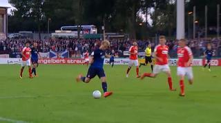 SG Wattenscheid 09 vs 1. FC Heidenheim: Die Tore