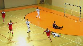 UEFA-Futsal-Cup 2016: Hamburg Panthers vs. Classic Chisinau