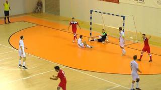 UEFA-Futsal-Cup 2016: Hamburg Panthers vs. Sandefjord Futsal