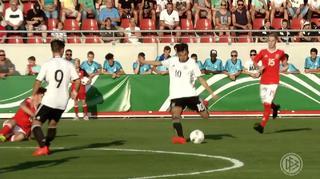 Highlights:  Deutschland vs. Wales