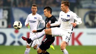 DFB Cup Men: FC St. Pauli vs. Hertha BSC