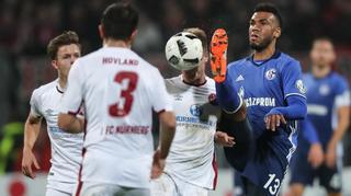 DFB Cup Men:  1. FC Nürnberg vs. FC Schalke 04  - The Goals