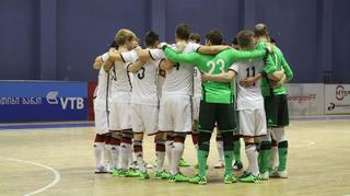 Die Entstehung der Futsal-Nationalmannschaft