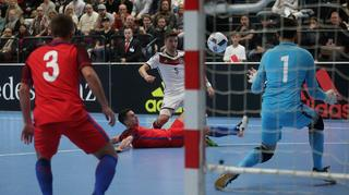 Futsal-Highlights: Deutschland vs England