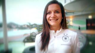 U 20-Frauen: Interview mit Joelle Wedemeyer