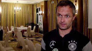 Interview mit U 17-Trainer  Christian Wück