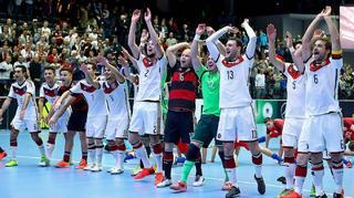 Futsal-EM-Qualifikation live auf Sport1