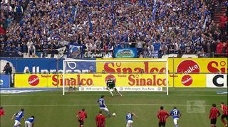 Schalke gegen Frankfurt: Geschichte eines Spiels