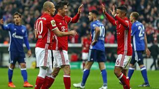Highlights: FC Bayern vs. Schalke 04