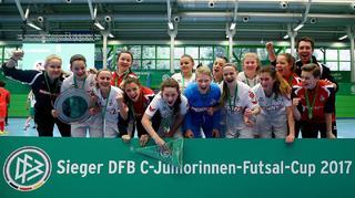 1. FC Köln gewinnt ersten DFB-Futsal-Cup für C-Juniorinnen