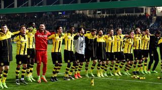 Lotte vs. BVB: Tore und Emotionen