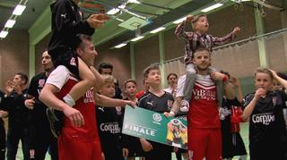 Jahn Regensburg vs. Hamburg Panthers