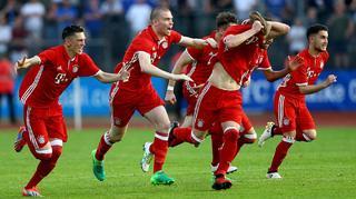 Deutsche A-Junioren-Meisterschaft: FC Schalke 04 vs. Bayern München