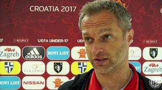 U 17-EM: Stimmen zum Spiel gegen Spanien