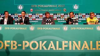Highlights der Pressekonferenz zum DFB-Pokalfinale 2017
