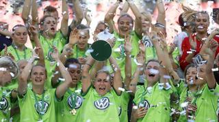 VfL Wolfsburg gewinnt den DFB-Pokal der Frauen 2017