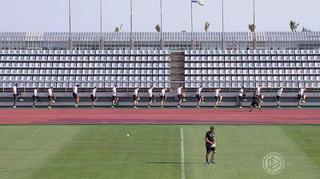 U 20-WM: Rückblick zweite Woche - Umzug nach Jeju