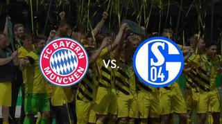 Vorfreude auf das Halbfinale: Bayern vs. Schalke