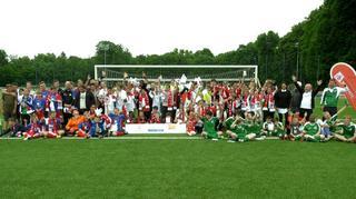 Regionales Inklusionsturnier West beim 1. FC Köln