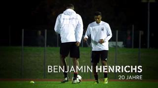 Player Profile: Benjamin Henrichs