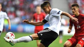 Marc-Oliver Kempf zum Sieg gegen Dänemark