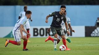 EM-Aus für U 19 nach 1:4 gegen England