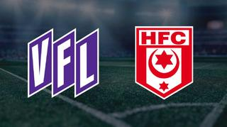Highlights: VfL Osnabrück vs. Hallescher FC