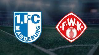 Highlights: 1. FC Magdeburg vs. FC Würzburger Kickers