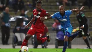 DFB Cup Men: Karlsruher SC vs. Bayer 04 Leverkusen