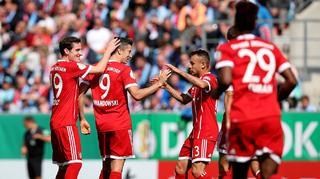 Highlights:  Chemnitzer FC vs. Bayern München