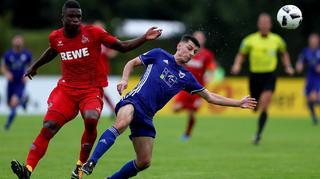 DFB Cup Men: Leher TS Bremerhaven vs. 1. FC Köln - The Goals