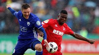 Leher TS Bremerhaven vs. 1. FC Köln: Die Tore
