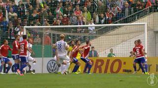 SpVgg Unterhaching vs. 1. FC Heidenheim: Die Tore