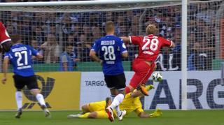 DFB Cup Men: Arminia Bielefeld vs. Fortuna Düsseldorf - The Goals