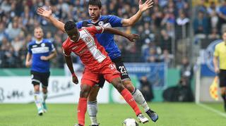 Arminia Bielefeld vs. Fortuna Düsseldorf: Die Tore