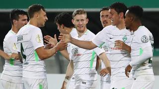 FC Würzburger Kickers vs. SV Werder Bremen: Die Tore