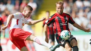 DFB Cup Men: SF Dorfmerkingen vs. RB Leipzig - The Goals