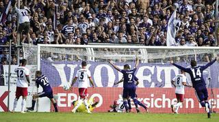 DFB Cup Men:  VfL Osnabrück vs. Hamburger SV  - The Goals