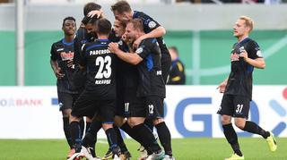 DFB Cup Men: SC Paderborn vs. FC St. Pauli -  The Goals
