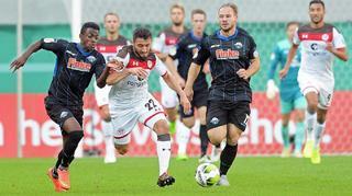 SC Paderborn vs. FC St. Pauli: Die Tore